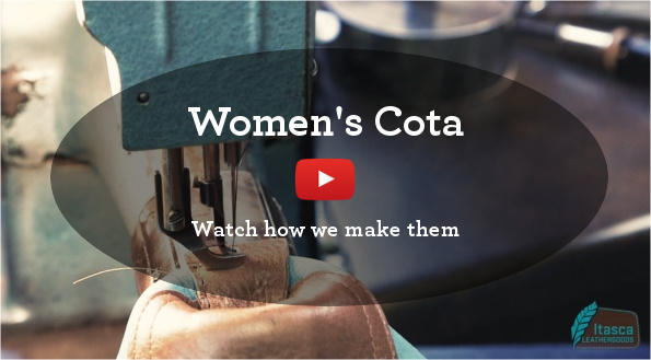 Making a Women's Cota