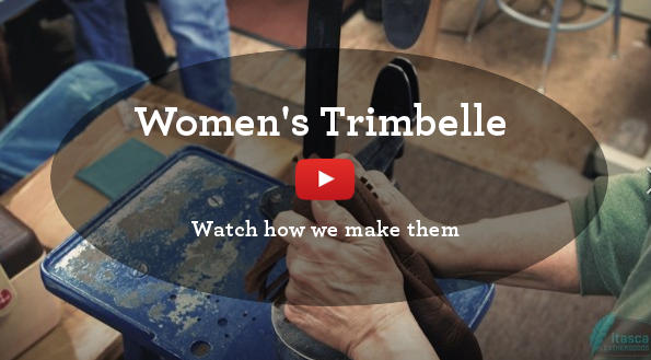 Making a Women's Trimbelle
